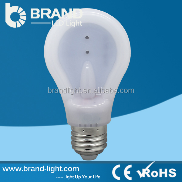 80% Energy Saving Eye Protection E12/ E14/ E26/ B22 LED Bulb, led bulb housing