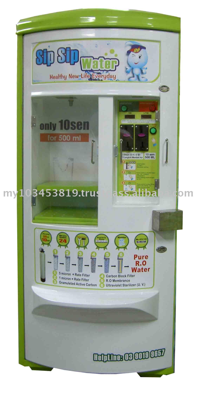 Sipsipwater Ro Water Vending Machine - Buy Water Vending Machine,Ro Water  Vending Machine,Automatic Pure Water Vending Machine Product on Alibaba com