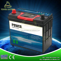 walmart car battery maintenance free 12v battery Capacity 45AH