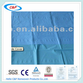 Operating Room Blue Wrap