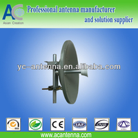 32dBi MIMO Dish Antenna 5GHz for WiFi WiMAX Base station