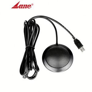 Plastic Video Shooting Lapel Microphone EY-550USB
