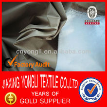 210T silver coated for car cover fabric