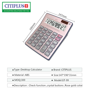 Gold Plated Calculator Wholesale, Calculator Suppliers - Alibaba