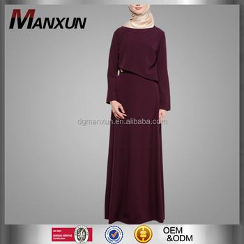 Sederhana Desain Di Pakistan Abaya Fashion Model Cosy Kebaya Muslim Modern Lengan Panjang Panas Menjual Elegan Gaun Kasual Buy Sederhana Desain