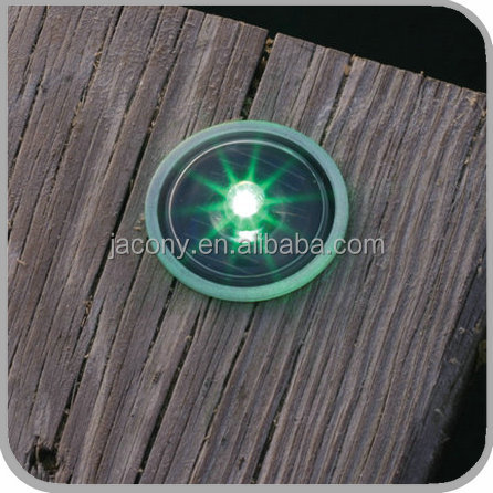IP67 Warning Safety Sign solar dock dots maker lights(JL-5558)