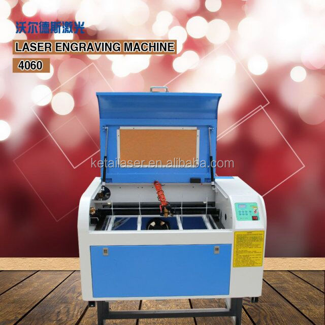 50W/60W/80W/100W 6040 4060 laser engraving and cutting machine, carving small crafts