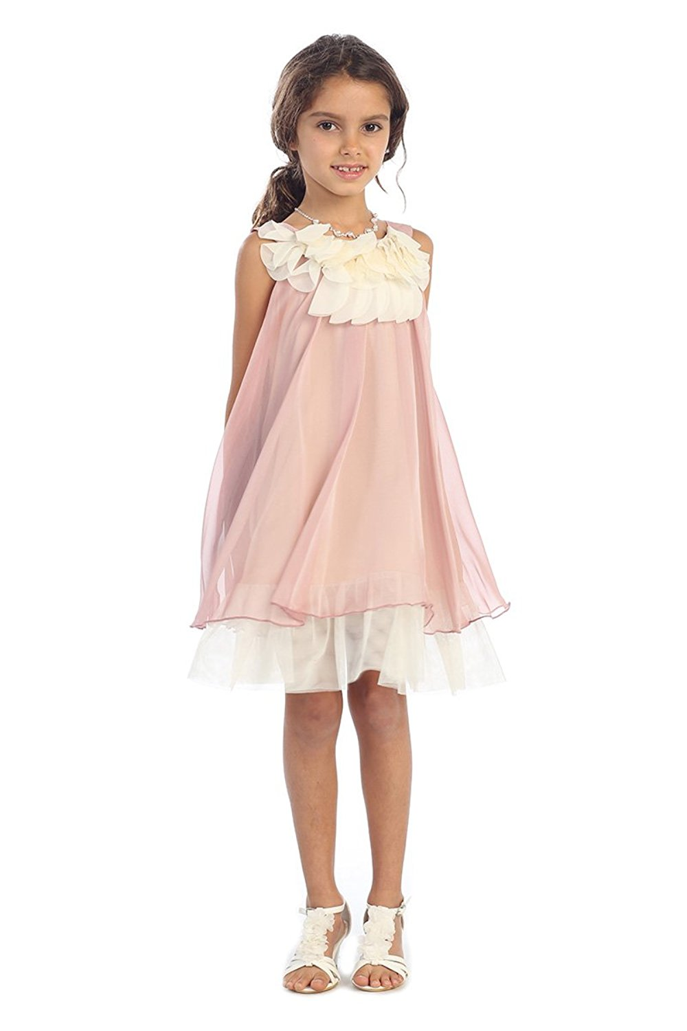 Cheap Coral Girls Dress Find Coral Girls Dress Deals On Line At