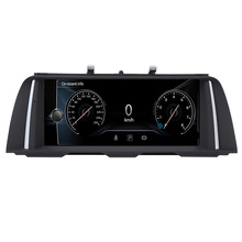 10.25 ''TFT Layar Quad Core Android NBT Sistem <span class=keywords><strong>Mobil</strong></span> Radio GPS Navi untuk 2013-2016 BMW 5 Series f10 F11 Cermin Link