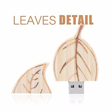 Wooden USB Flash Drive 2.0 Pendrive 4GB 8GB 16GB 32GB With Wood Packing Box Pen drive Memory Stick Boy&Girl Gifts For PC Laptops