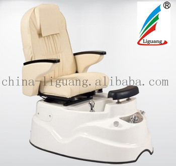 Used Pedicure Chair Alibaba >> Salon Furniture For Sales Used Pedicure Spa Chairs With Foot Massage Fiberglass Basin Creamy White Leather Buy Pedicure Massage Foot Spa Chair High