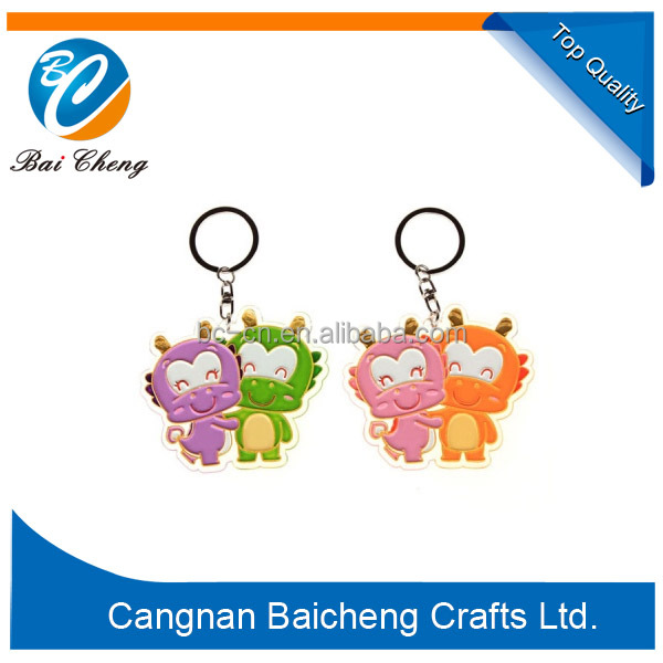 New products hot sell acrylic keychain made in China