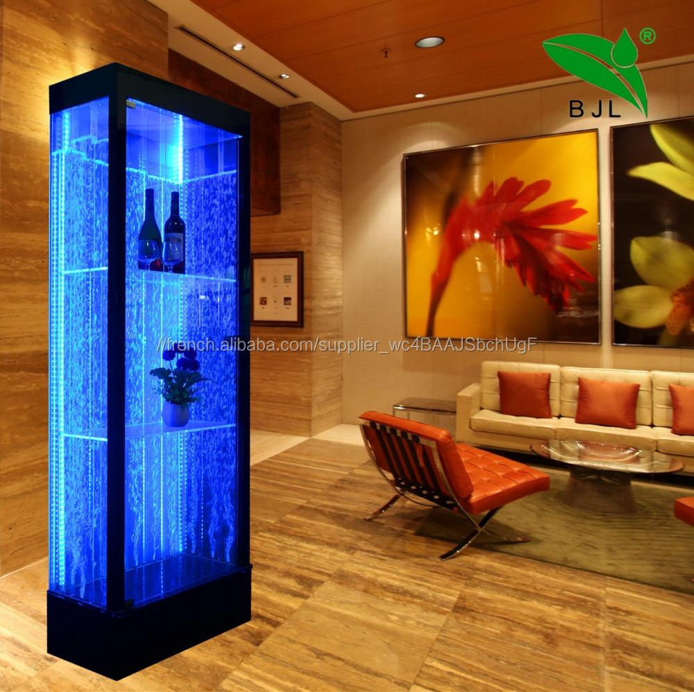 Meuble Mini Bar D Angle home bar meubles lumineux led coin bar cabinet meubles dubai-armoires de  salon et coffres-id de produit:500007982656-french.alibaba