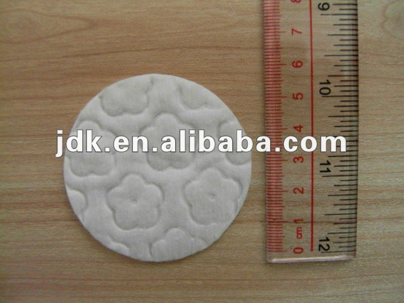Cosmetic100% Cotton Facial Pads