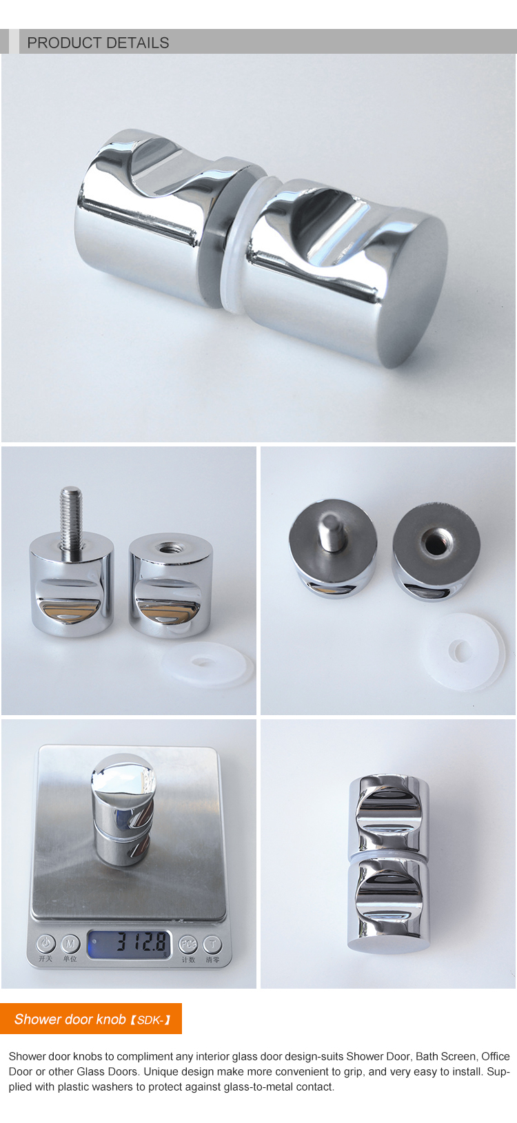 Best Quality Brass Bathroom Door Knob Kitchen Cupboard Door Knobs ...