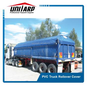 dump truck vinyl rollover cover buy truck rollover cover truck