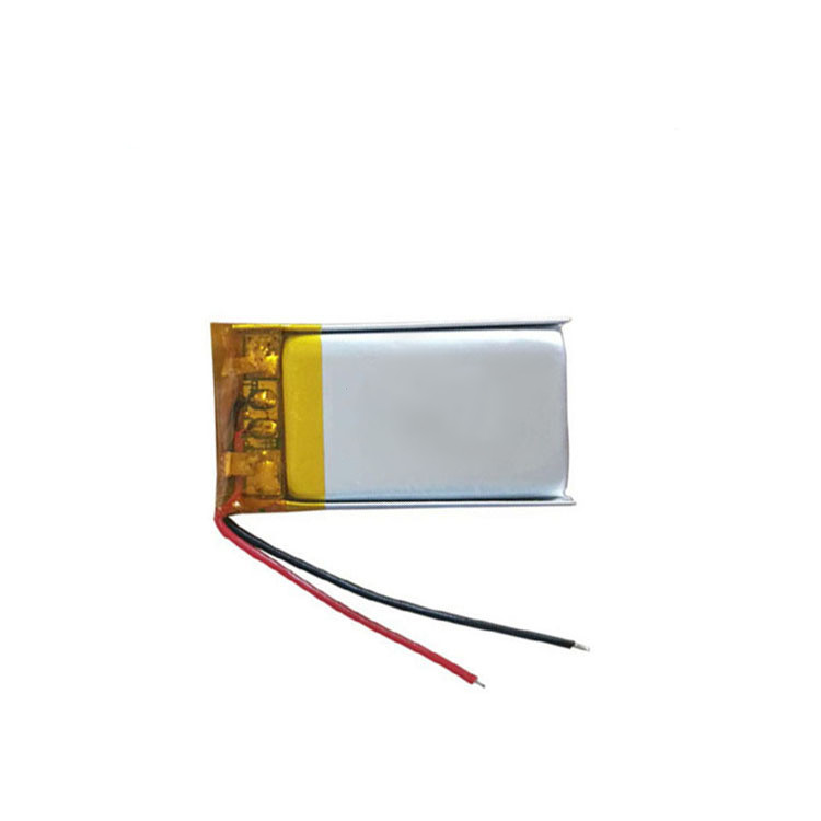 Environmental friendly 403040 customized 3.7v 420mah 430mah li ion polymer battery for smart swacth