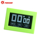 Smart Green Touch screen electronic countdown timer digital timer