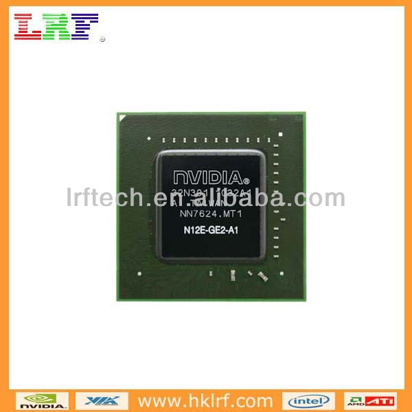 Electronic component N12P-GS-A1 Nvidia BGA video chips/chipset