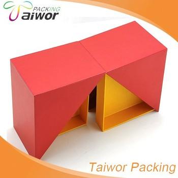 Top vente personnalis e bienvenus bo te d 39 emballage origami papier d 3 - Papier cadeau origami ...