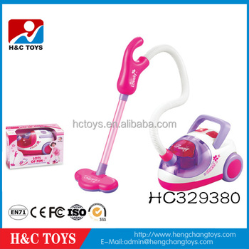 B O Kids Vacuum Cleaner Toy Electronic Household Appliance Mini With Light
