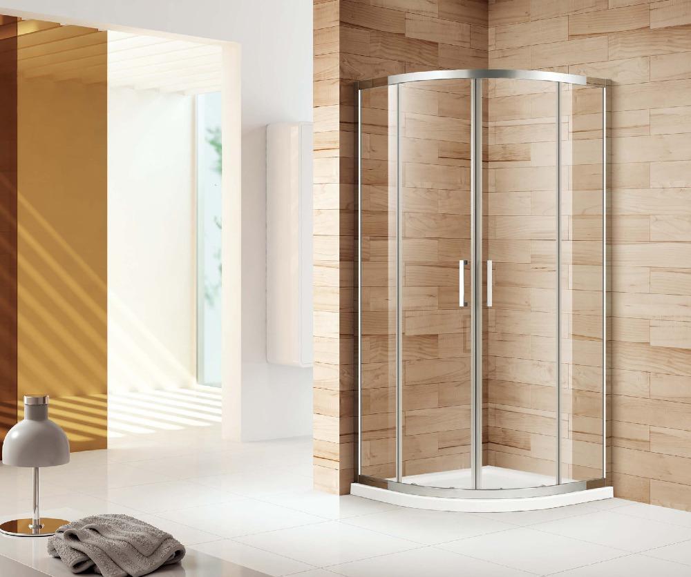 moderno diseo simple de la alta calidad de vidrio cabina de ducha