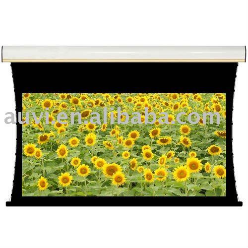 "200"" 2.35:1 Electric tensioned Screen Projection Screen,Projector Screen"