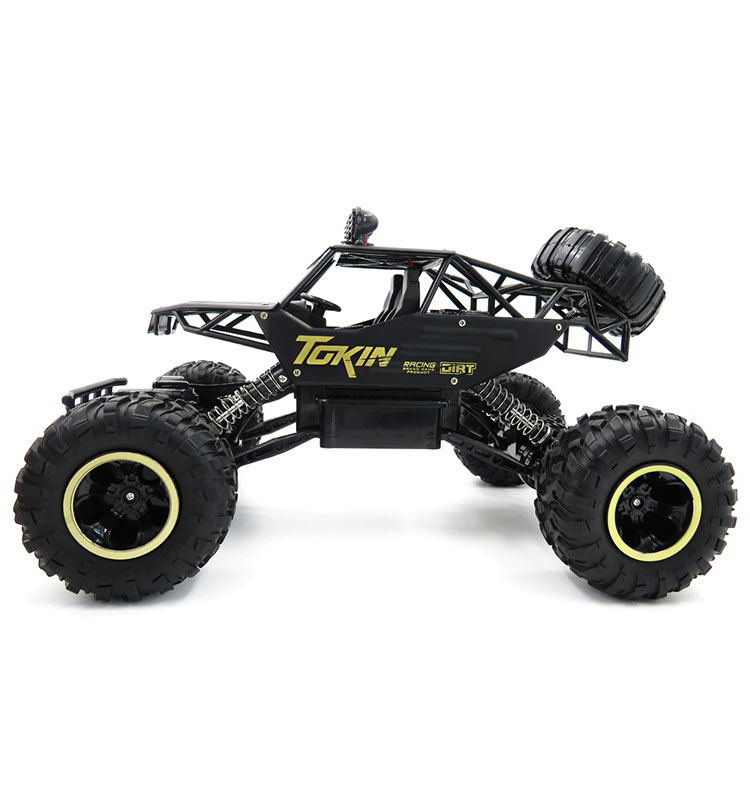 2. 6026E_Black_2.4G_4WD_Off-Road_Buggy_Rc_Climbing_Car_Remote_Control_Alloy_Car