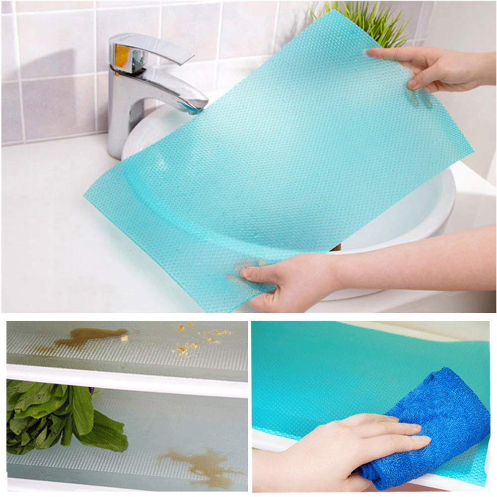 RENJIA hot sell fashion Non-toxic washable refrigerator mat high quality silicone fridge mats waterproof fridge mat
