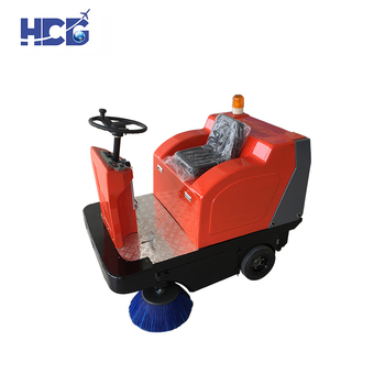 Manufacturer Supplier Sale Low-Noise Driving Style Floor Sweeper