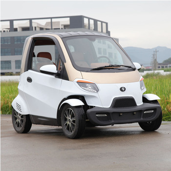 2018 Chinese new model cheap 2 seaters small electric cars for sale