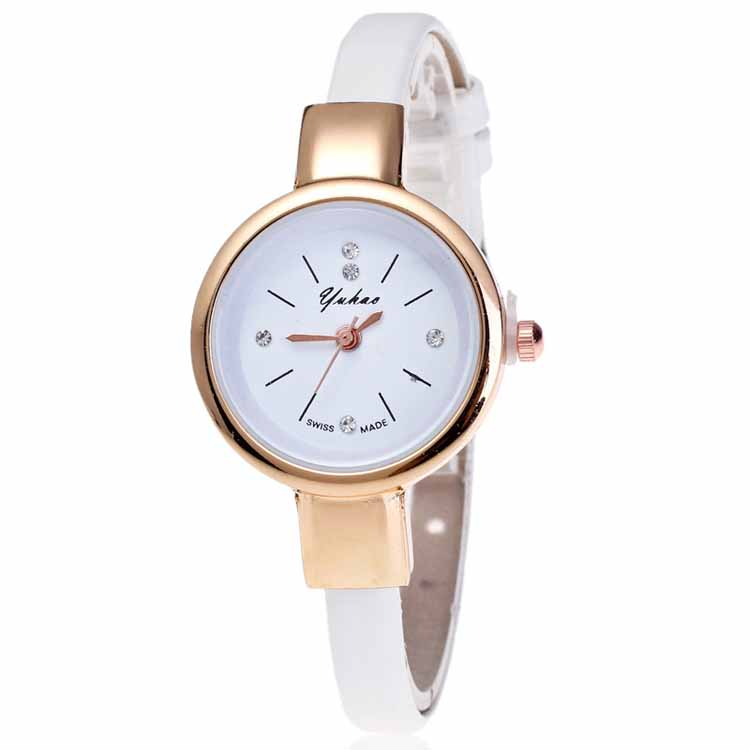 classic fashion small face customize watches popular in Korea