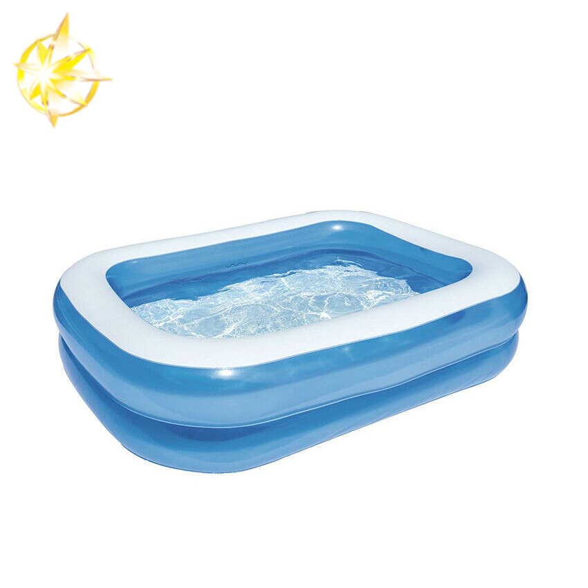 Swim Center Famiry Large Inflatable Swimming Pool With Kids