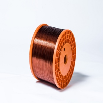 Copper Winding Magnet Wire,Polyesterimide Enamelled Copper Wire ...