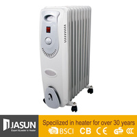 china oil filled heater parts indoor oil heater
