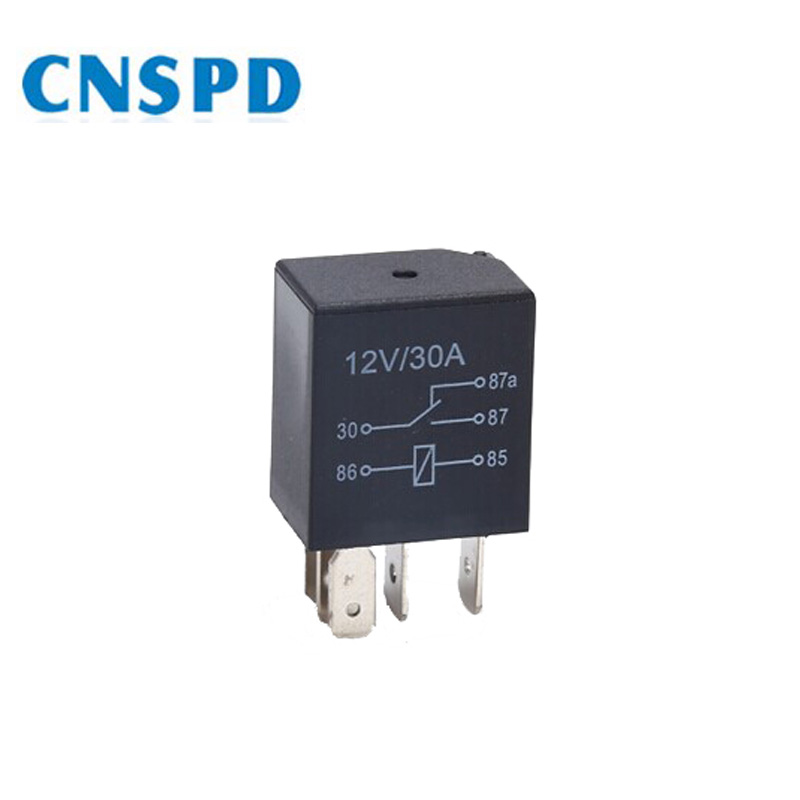 5 x 30A 5-Pin Car Relay 12V Micro Automotive Changeover Relay Professional Part
