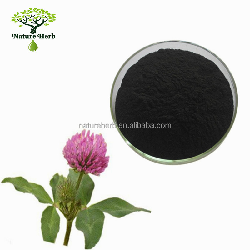 Pharmaceutical Grade Red Clover Isoflavones 40% Red Clover Extract