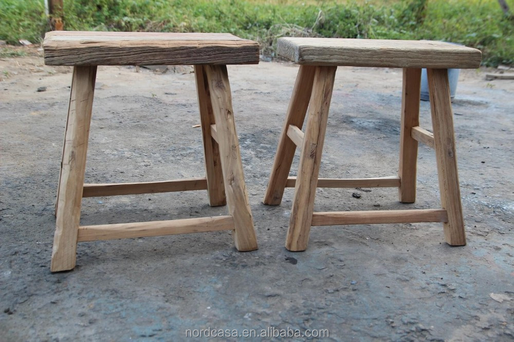 reclaimed wood bar stool reclaimed wood bar stool suppliers and at alibabacom