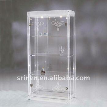 Helder acryl meubels plexiglas kast buy grote acryl kasten plexiglas kast pmma kast product on - Mobili in plexiglass ...