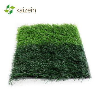 Durable synthetic lawn for football grass