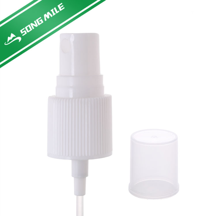 Cheap price new style custom plastic mist spray round bottle