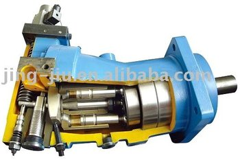 A7v variable displacement piston pump buy variable for Variable displacement hydraulic motor