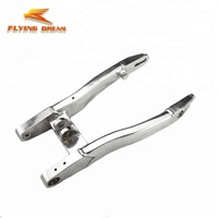 motorcycle heavy duty super light alloy swing arm