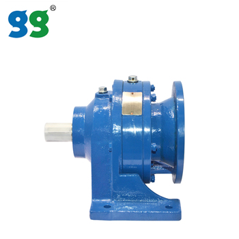 High Precision Cycloidal Planetary Gearboxes