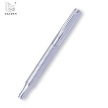Hot! 2017 new design promotional high quality metal roller pen metal pen pocket clips for writing