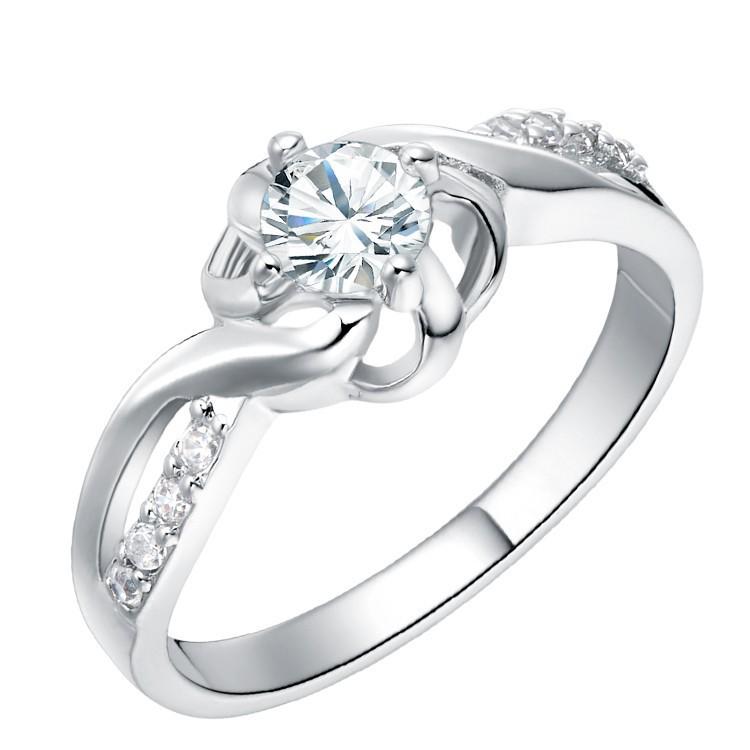 Wedding Fashion Rings For Women 2015 Simulated Gemstone