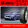 155/70R13,165/65R13,175/70R13,175/65R14,185/65R14,205/65R15 BIS car tyre G-STONE brand with German technology