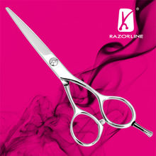 Razorline SK65 SUS440C Stainless Steel Professional Scissors Hairdressing and Beauty Tools