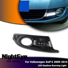 For VOLKSWAGEN Golf 6 LED Headlight 2009-2015 Year Best Drl Lights