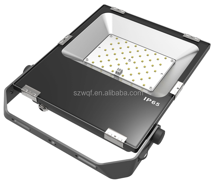 LED Flood Light Good Heat Sink 50Watt Ultra Slim LED Floodlight